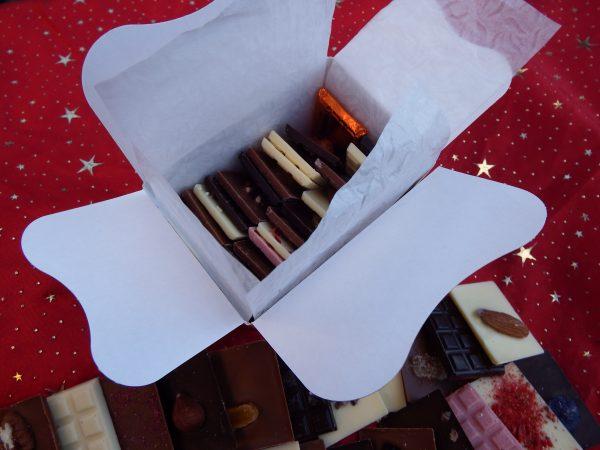 Advent mini bar box